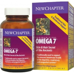Supercritical Omega 7  60cps - complex alimentar cu Omega 7 pentru piele si par