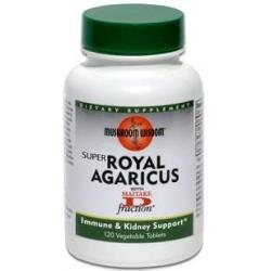 Super Royal Agaricus Eficient în stimularea imunităţii şi protejarea aparatului urinar