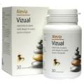 Vizual (30 tablete) - pentru sistemul ocular si oboseala vizuala