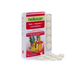 Zinc + Vitamina C - util in mentinerea sistemului imunitar si refacerea energiei organismului