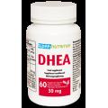 DHEA  60 cps - pentru stimularea activităţii secretoare a glandelor hormonale