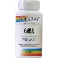 GABA 750mg 60 tab RapidSolv® Pret 51,99 lei Tratament anxietate, Atac de panica
