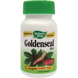 Goldenseal Antibiotic natural si protector al mucoaselor organismului