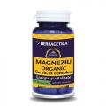 Magneziu organic (60 cps)-  cu vitamina B complex