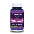 Relax Well (30 cps) -  Pentru  îmbunătăţirea somnului şi a capacităţii de relaxare