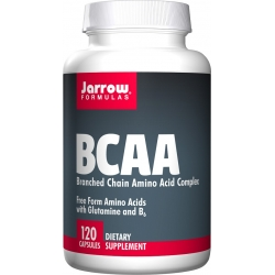 Branched Chain Amino Acid Complex 120cps BCAA Pret 73,99 lei