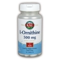 L-Ornithine 500 mg - util in detoxifierea hepatica a amoniacului