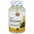 Super Enzymes 60 tablete cu eliberare prelungita