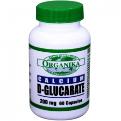Calciu D-Glucarate - Anticancerigen, antitumoral, antimetastatic, detoxifiant