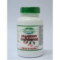 Extract concentrat de Cranberry - eficient in tratarea infectiilor urinare
