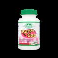 Burps'N'Gas - pentru neutralizarea gazelor din stomac si tratarea flatulentei