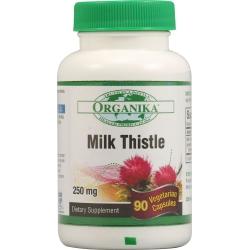 Silimarina (Milk Thistle) - benefic pentru sistemul hepatic