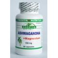 Ashwagandha - adaptogen antitumoral, antistres, antiinflamator, diuretic, hepatoprotector si analgezic