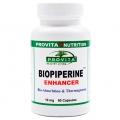 BIOPERINA (BIOPIPERINA) Mareste gradul de absorbtie al suplimentelor nutritive