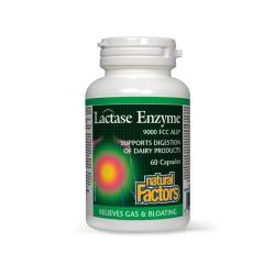 Lactase Enzyme – Lactaza – 60 capsule