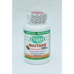 Maitake Forte  - antitumoral, antibacterian, antiviral, antiinflamator, hipotensiv