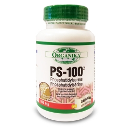 PS-100 forte (fosfatidilserina) 100 mg (60 cps)