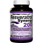 Resveratrol Synergy 200 mg Puternic efect antiaging si de protectie a sistemului cardiovascular
