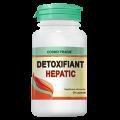 DETOXIFIANT HEPATIC - Regenereaza celulele hepatice si contribuie la secretia, evacuarea normala a bilei