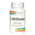 L-Methionine - aminoacid esential pentru protectie hepatica, urinara si cardiovasculara