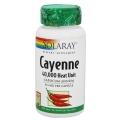Cayenne (Ardei iute) - pentru controlul greutatii si imbunatatirea circulatiei sangvine si gastrointestinale