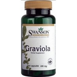 Graviola (600 mg) - Tratament Natural Antitumoral Chimioterapie Radioterapie Cancer Metastaze