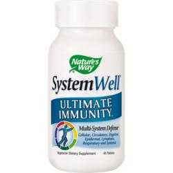 SystemWell Ultimate Imunity Stimulează apărarea perfectă a organismului