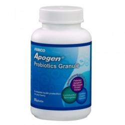 Apogen Children Granules Supliment natural stimulator al imunitatii bebelusilor