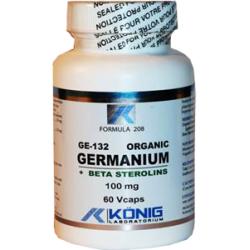 Germanium GE 132  Imunostimulator Antioxidant, Antitumoral
