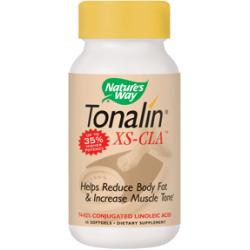 Tonalin XS-CLA Reducerea celulitei si a greutatii corporale si la cresterea masei musculare