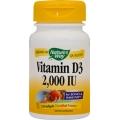 Vitamin D3 2000UI Influenteaza pozitiv procesele celulare